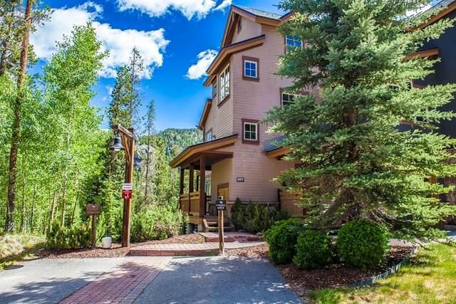 150 Tip Top Trail #6553, Keystone, CO 80435 (MLS #S1019070) :: Colorado Real Estate Summit County, LLC