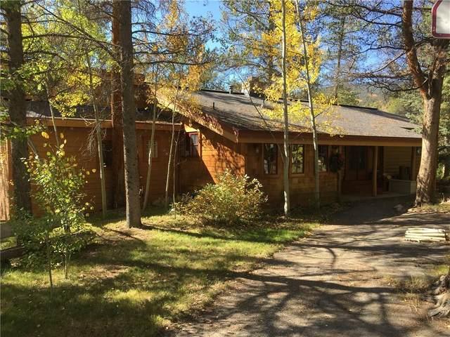 277 Wild Irishman Lane, Keystone, CO 80435 (MLS #S1019073) :: eXp Realty LLC - Resort eXperts