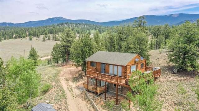 880 Al Gulch Road, Jefferson, CO 80456 (MLS #S1019076) :: Colorado Real Estate Summit County, LLC