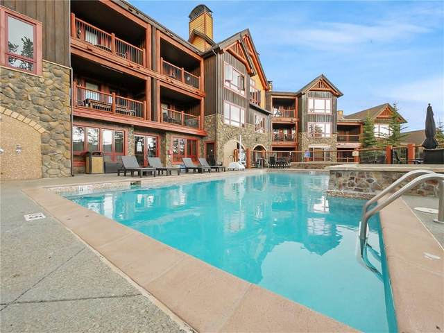 42 Snowflake Drive #504, Breckenridge, CO 80424 (MLS #S1019088) :: Colorado Real Estate Summit County, LLC