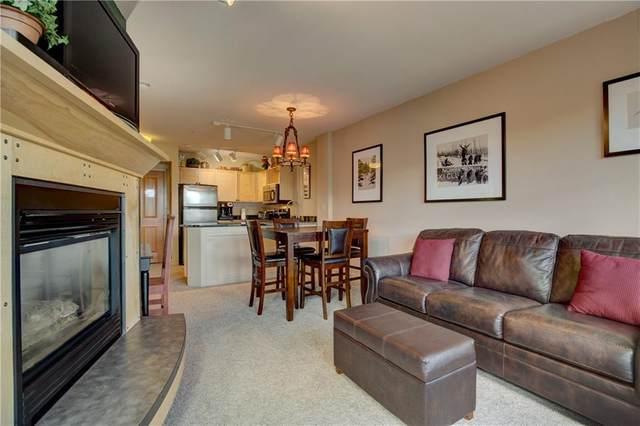 140 Ida Belle Drive #8285, Dillon, CO 80435 (MLS #S1019095) :: Colorado Real Estate Summit County, LLC