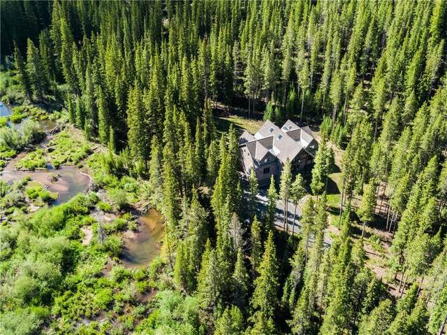 97 Mount Argentine Road, Blue River, CO 80424 (MLS #S1019108) :: Colorado Real Estate Summit County, LLC