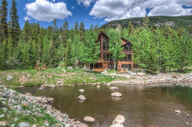 469 Wagon Road, Blue River, CO 80424 (MLS #S1019114) :: Colorado Real Estate Summit County, LLC