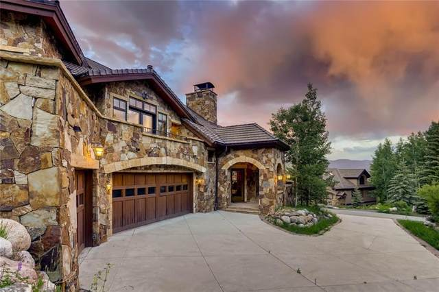 160 Bull Lake Court Court, Silverthorne, CO 80498 (MLS #S1019118) :: Dwell Summit Real Estate