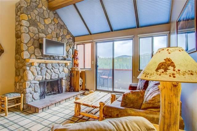631 Village Road #34480, Breckenridge, CO 80424 (MLS #S1019121) :: eXp Realty LLC - Resort eXperts