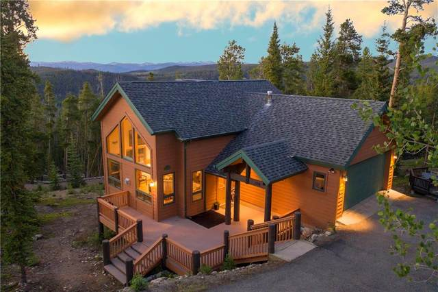 529 N Fuller Placer Road, Breckenridge, CO 80424 (MLS #S1019140) :: Colorado Real Estate Summit County, LLC
