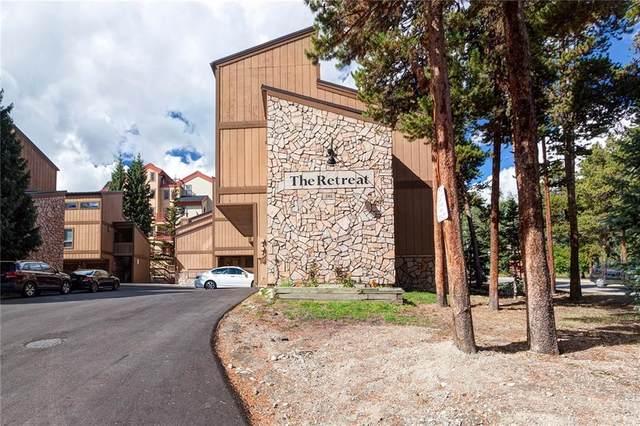 205 Primrose Lane #5, Breckenridge, CO 80424 (MLS #S1019147) :: Colorado Real Estate Summit County, LLC