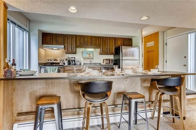 1161 Ski Hill Road #138, Breckenridge, CO 80443 (MLS #S1019154) :: Colorado Real Estate Summit County, LLC