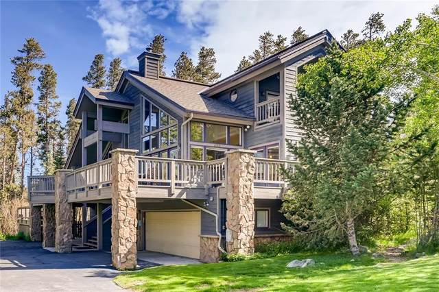 203 Wellington Road, Breckenridge, CO 80424 (MLS #S1019161) :: Dwell Summit Real Estate