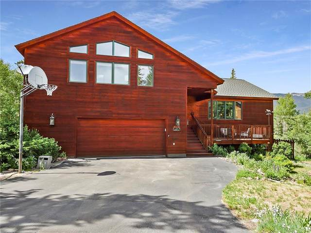 728 Wild Rose Road, Silverthorne, CO 80498 (MLS #S1019165) :: Colorado Real Estate Summit County, LLC