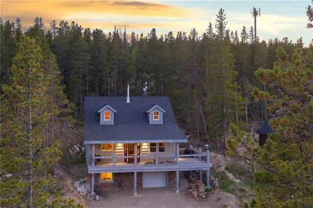 321 N Aspen Street, Alma, CO 80420 (MLS #S1019176) :: Colorado Real Estate Summit County, LLC