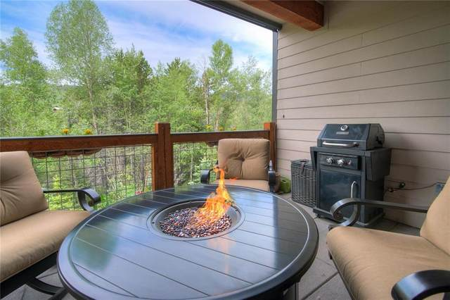 421 Rainbow Drive #12, Silverthorne, CO 80498 (MLS #S1019179) :: eXp Realty LLC - Resort eXperts