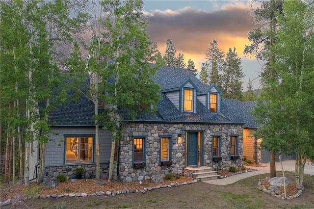 73 Riverwood Drive, Breckenridge, CO 80424 (MLS #S1019185) :: eXp Realty LLC - Resort eXperts