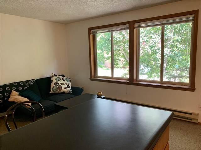 344 Illinois Gulch Road #201, Breckenridge, CO 80424 (MLS #S1019198) :: Colorado Real Estate Summit County, LLC