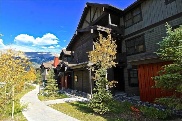 12 Union Creek Trail #204, Copper Mountain, CO 80443 (MLS #S1019203) :: eXp Realty LLC - Resort eXperts