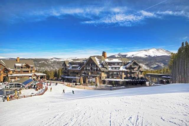 1891 Ski Hill Road #7010, Breckenridge, CO 80424 (MLS #S1019213) :: Dwell Summit Real Estate