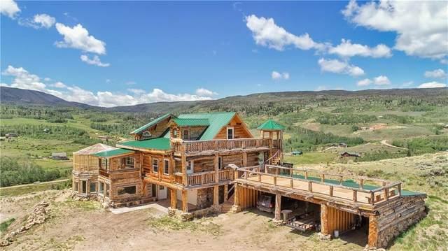 1387 Gcr 19, Kremmling, CO 80459 (MLS #S1019215) :: Dwell Summit Real Estate