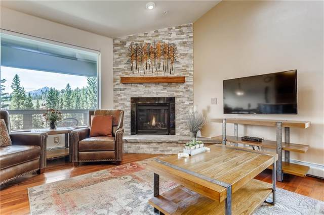 91299 Ryan Gulch Road B7, Silverthorne, CO 80498 (MLS #S1019218) :: eXp Realty LLC - Resort eXperts