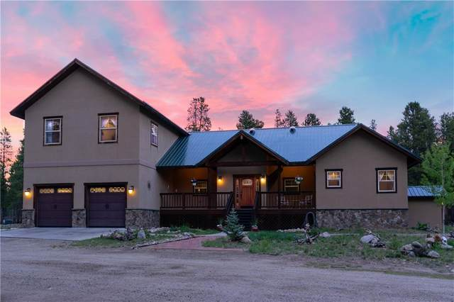 401 County Road 9, Leadville, CO 80461 (MLS #S1019227) :: Colorado Real Estate Summit County, LLC