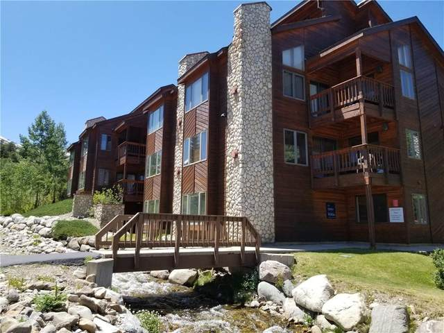 640 Four O'clock Road 129 & 130, Breckenridge, CO 80424 (MLS #S1019230) :: eXp Realty LLC - Resort eXperts