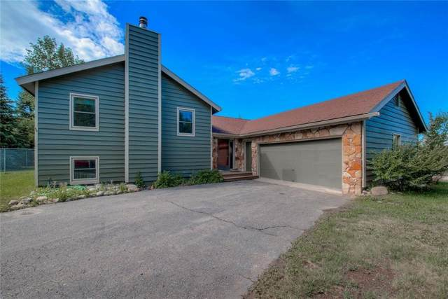 422 Alpine Road, Dillon, CO 80435 (MLS #S1019236) :: Colorado Real Estate Summit County, LLC