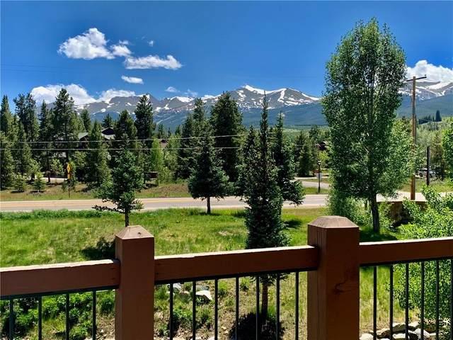 34 Highfield Trail #309, Breckenridge, CO 80424 (MLS #S1019268) :: eXp Realty LLC - Resort eXperts