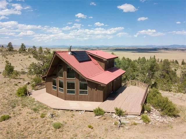 184 Deadman Road, Hartsel, CO 80449 (MLS #S1019280) :: Colorado Real Estate Summit County, LLC