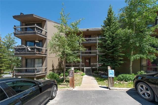 1185 Ski Hill Road L158, Breckenridge, CO 80424 (MLS #S1019285) :: Colorado Real Estate Summit County, LLC