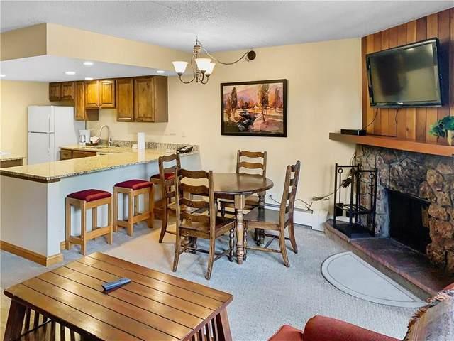 611 Village Road #220, Breckenridge, CO 80424 (MLS #S1019287) :: eXp Realty LLC - Resort eXperts