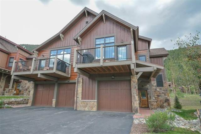 84 Independence Lane 6B, Keystone, CO 80435 (MLS #S1019304) :: Colorado Real Estate Summit County, LLC