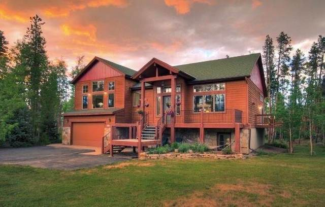27 Fairview Circle, Breckenridge, CO 80424 (MLS #S1019308) :: eXp Realty LLC - Resort eXperts