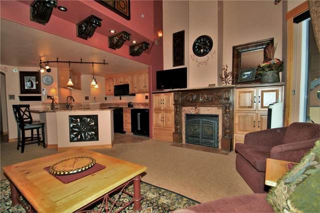 45 Beeler Place #504, Copper Mountain, CO 80443 (MLS #S1019309) :: eXp Realty LLC - Resort eXperts