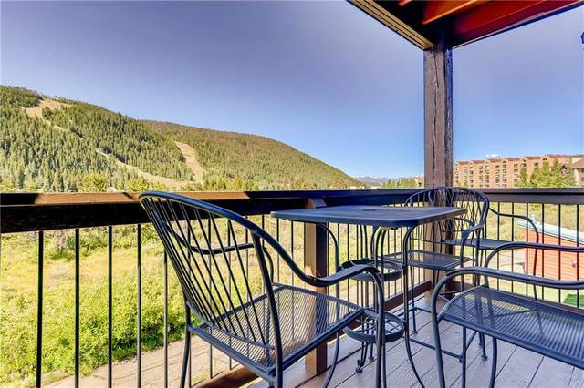 72 Oro Grande Drive #211, Dillon, CO 80435 (MLS #S1019312) :: Colorado Real Estate Summit County, LLC