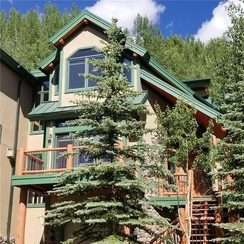 123 Woods Drive, Breckenridge, CO 80424 (MLS #S1019323) :: Dwell Summit Real Estate