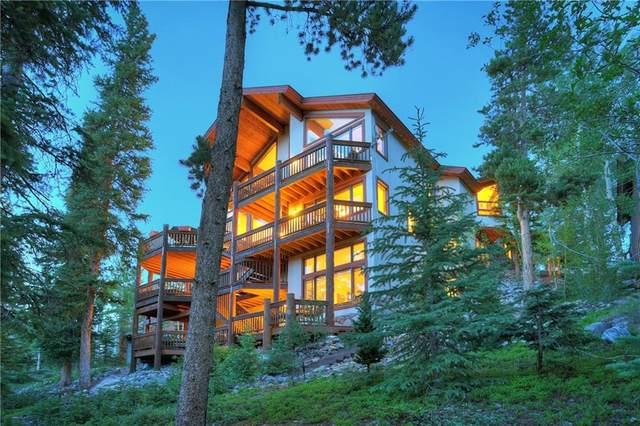 71 Sunrise Point Drive, Breckenridge, CO 80424 (MLS #S1019324) :: Dwell Summit Real Estate