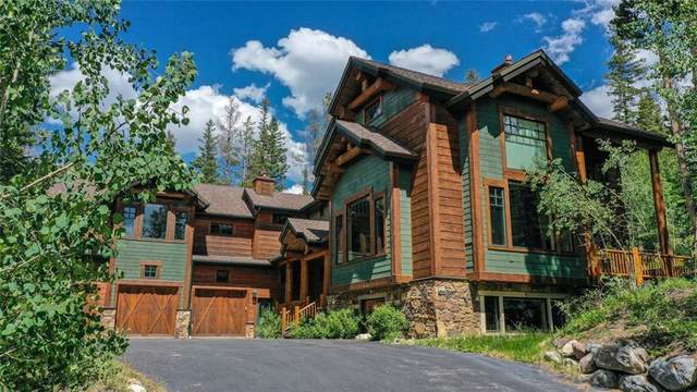 104 Royal Tiger Road, Breckenridge, CO 80424 (MLS #S1019329) :: Dwell Summit Real Estate