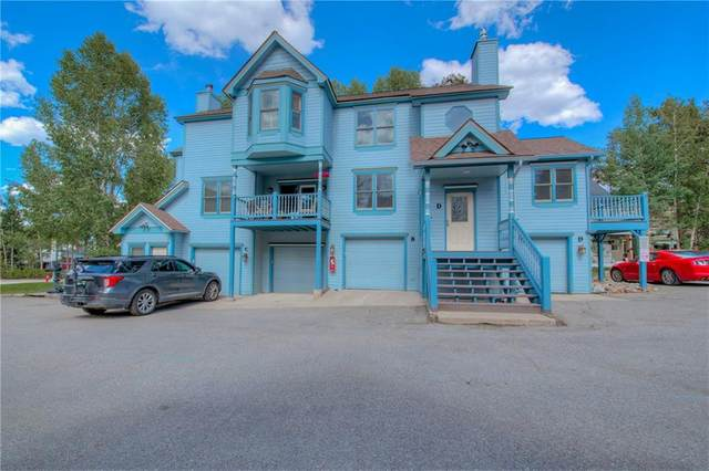 302 S French Street D, Breckenridge, CO 80424 (MLS #S1019346) :: Dwell Summit Real Estate