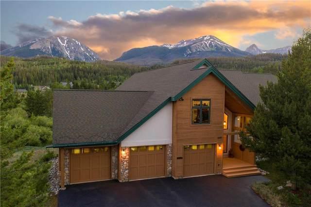 1689 Falcon Circle, Silverthorne, CO 80498 (MLS #S1019353) :: Colorado Real Estate Summit County, LLC