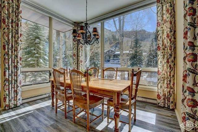 1360 Westhaven Drive 7B, Vail, CO 81657 (MLS #S1019360) :: Colorado Real Estate Summit County, LLC