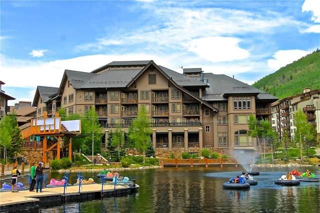 172 Copper Circle #309, Copper Mountain, CO 80443 (MLS #S1019362) :: Colorado Real Estate Summit County, LLC
