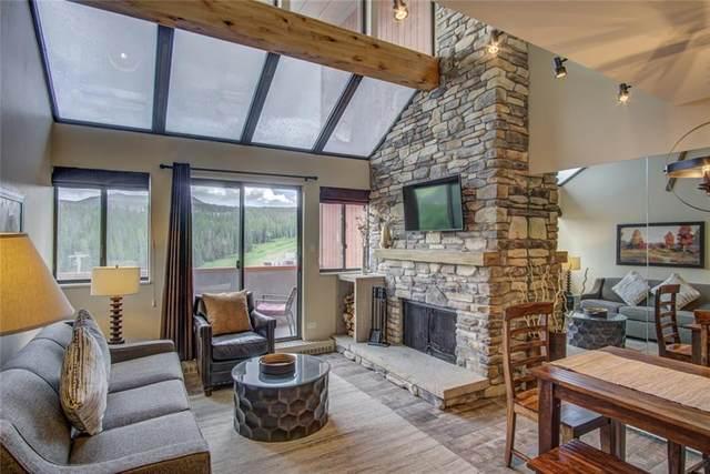 611 Village Road #24230, Breckenridge, CO 80424 (MLS #S1019370) :: eXp Realty LLC - Resort eXperts