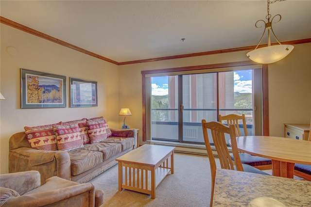640 Village Road #4505, Breckenridge, CO 80424 (MLS #S1019371) :: Dwell Summit Real Estate