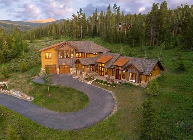 858 Fairways Drive, Breckenridge, CO 80424 (MLS #S1019374) :: eXp Realty LLC - Resort eXperts
