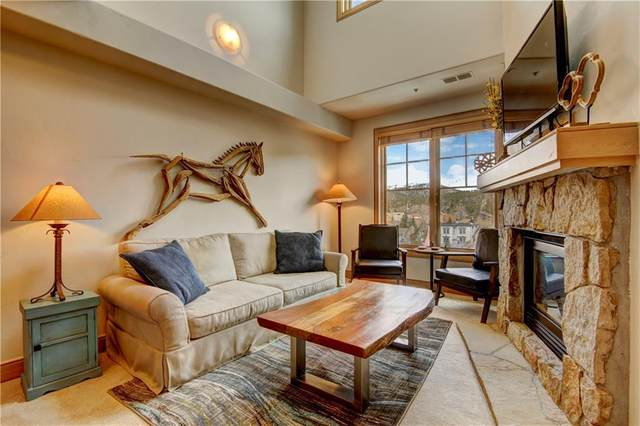 500 S Park Avenue #306, Breckenridge, CO 80424 (MLS #S1019382) :: eXp Realty LLC - Resort eXperts