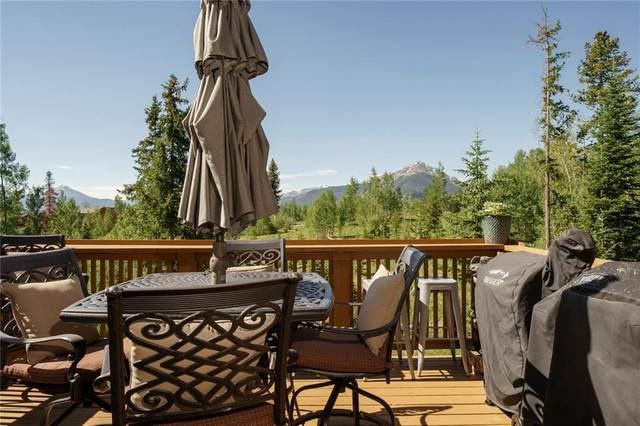 9064 Ryan Gulch Road #9064, Silverthorne, CO 80498 (MLS #S1019386) :: eXp Realty LLC - Resort eXperts