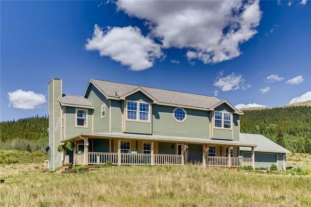 261 Co Road 6, Alma, CO 80420 (MLS #S1019392) :: Colorado Real Estate Summit County, LLC
