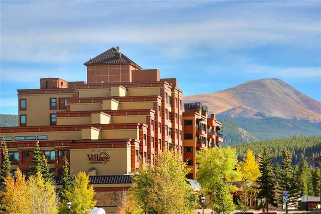 535 S Park Avenue #207, Breckenridge, CO 80424 (MLS #S1019394) :: eXp Realty LLC - Resort eXperts