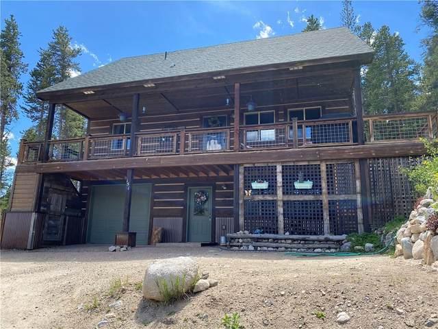151 N Aspen Street, Alma, CO 80420 (MLS #S1019412) :: Colorado Real Estate Summit County, LLC