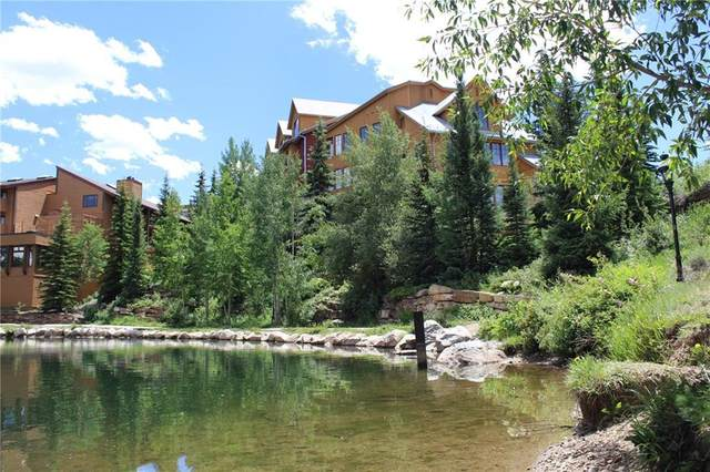 500 S Park Avenue #302, Breckenridge, CO 80424 (MLS #S1019422) :: Mountain Habitat, LLC