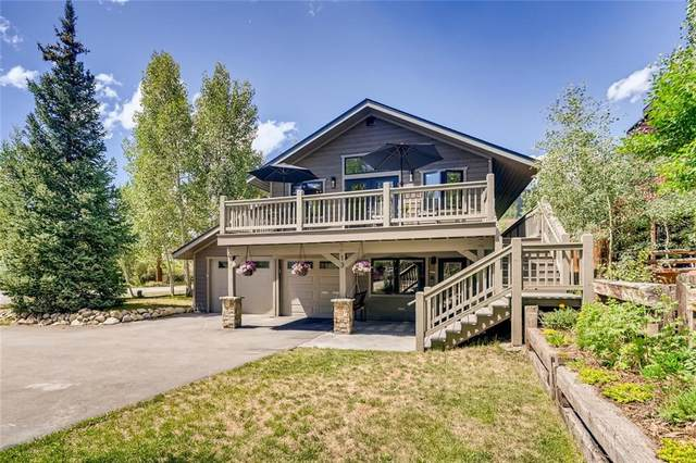 13 Wagner Way, Dillon, CO 80435 (MLS #S1019427) :: eXp Realty LLC - Resort eXperts